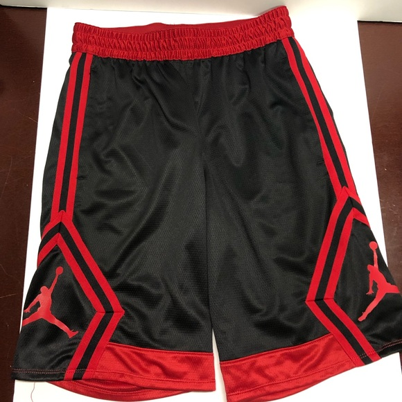 ee0951b4a4762 Jordan Shorts | Nike Mens Rise Diamond Basketball | Poshmark
